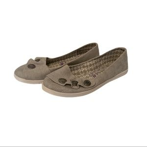 Blowfish Malibu Gray Loafers